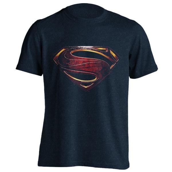 تیشرت ملانژ Justice League Superman Logo