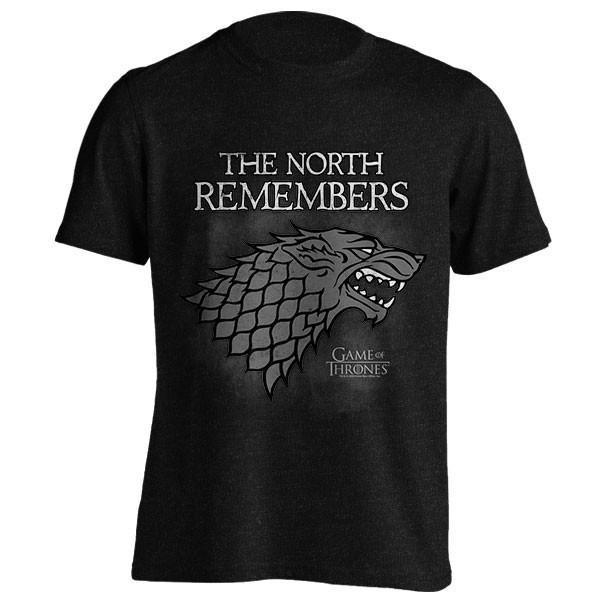تیشرت ملانژ Game of Thrones North Remembers