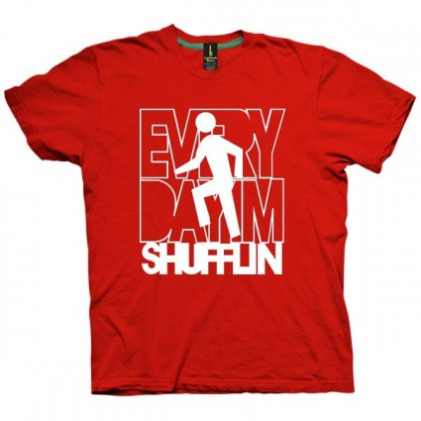 تیشرت Lmfao طرح Everyday I'm Shufflin