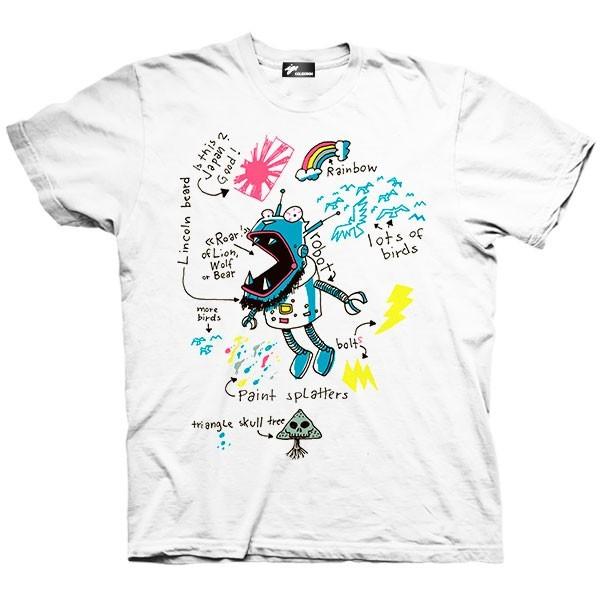 تی شرت گرافیکی طرح The Perfect