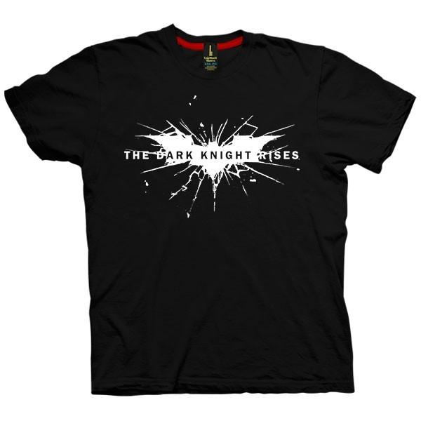 تی شرت Dark Knight Rises طرح لوگو