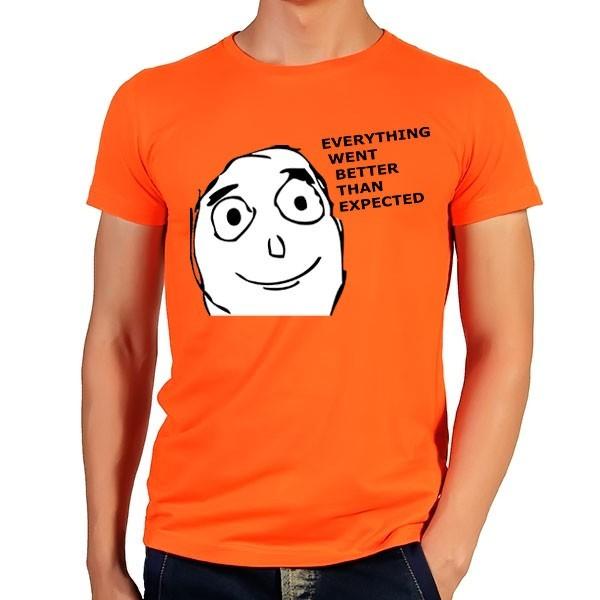 تی شرت ترول Everything Went Better