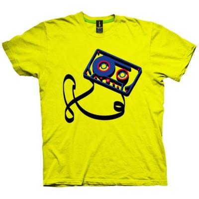 تی شرت 3D Audio Cassette