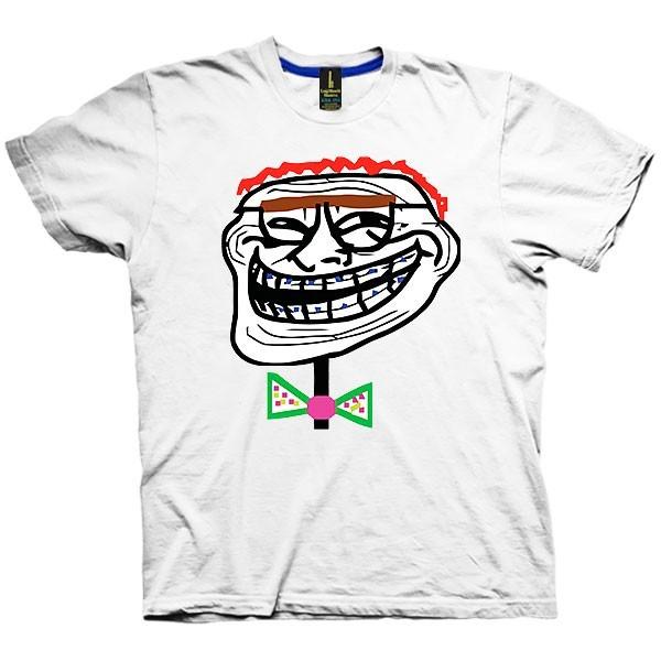 تی شرت ترول Troll Face Melvin