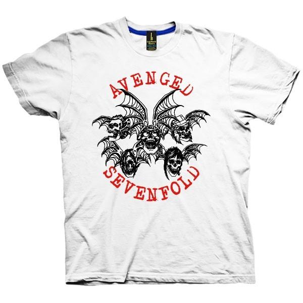 تی شرت گروه متال Avenged Sevenfold آلبوم Nightmare