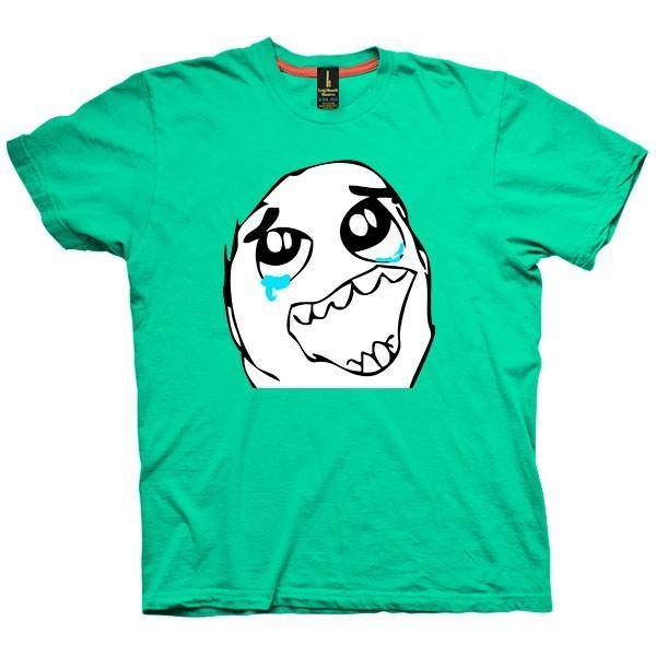 تی شرت ترول Happy Epic Win