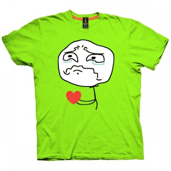 تی شرت ترول Sad Broken Heart