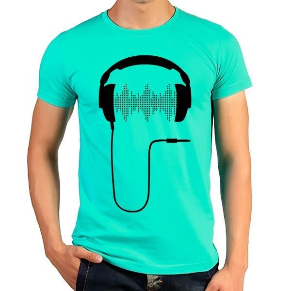 تی شرت Headphone DJ Club