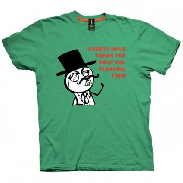 تی شرت ترول Classy Rage