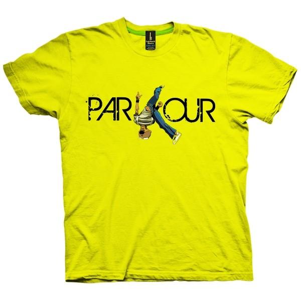 تی شرت پارکور
