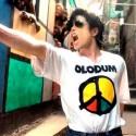 تی شرت مایکل جکسون Olodum