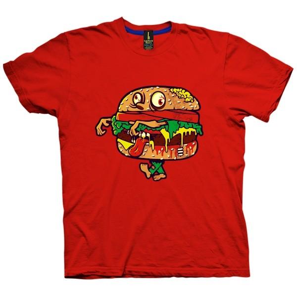 تی شرت ZOMBURGER