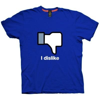تی شرت I dislike