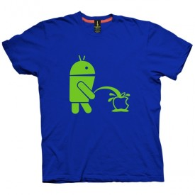 تی شرت Android Piss