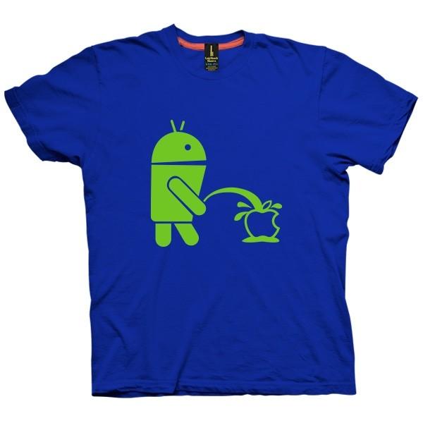 تی شرت Android Piss