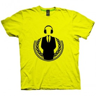تی شرت Anonymous DJ