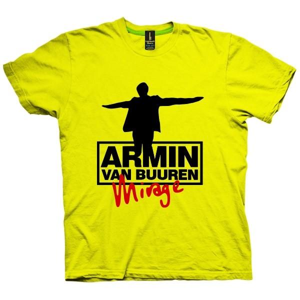 تی شرت Armin Van Buuren آلبوم Mirage