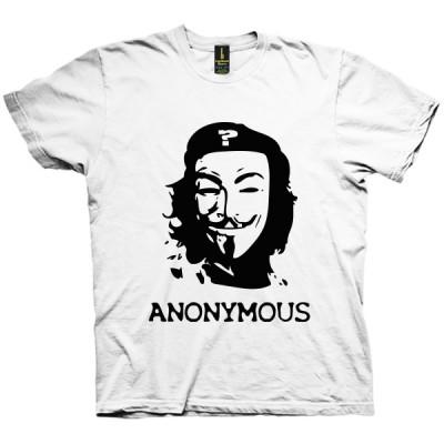 تی شرت Anonymous Che