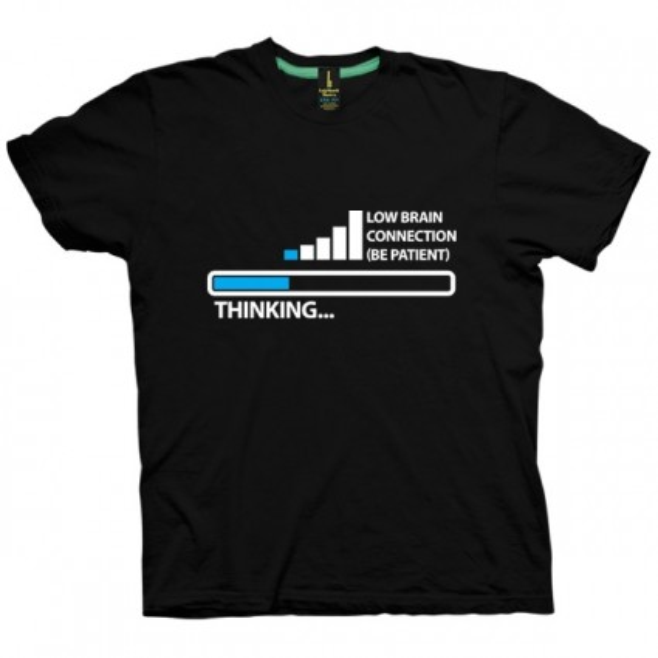 تی شرت Low Brain Connetion