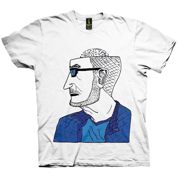 تی شرت Open Minded