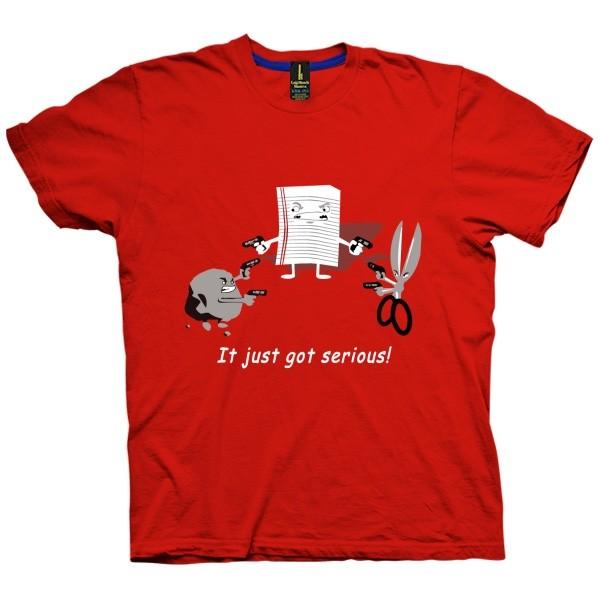 تی شرت It Just Got Serious