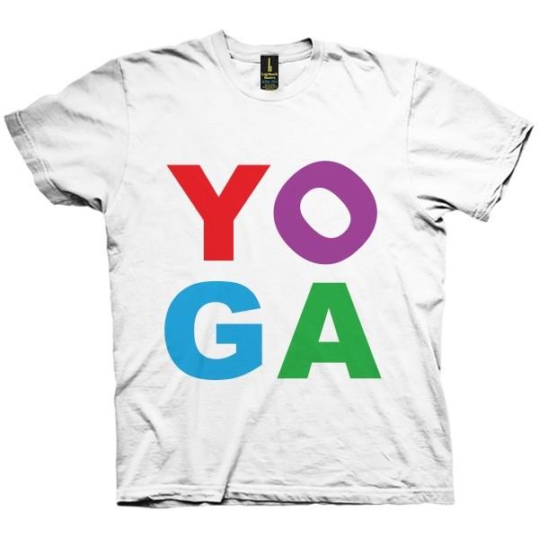 تی شرت Yoga