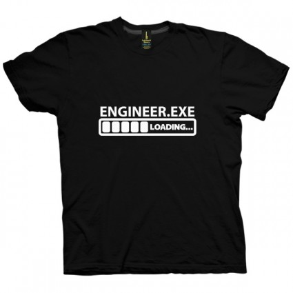 تی شرت Engineer EXE Loading