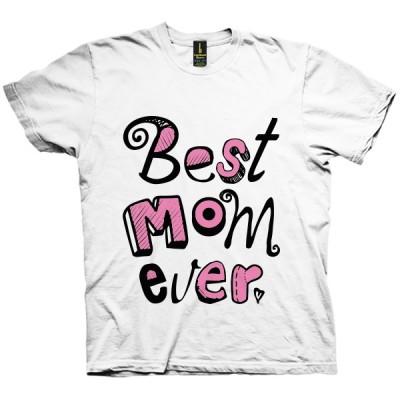 تیشرت هدیه روز مادر Best Mom Ever