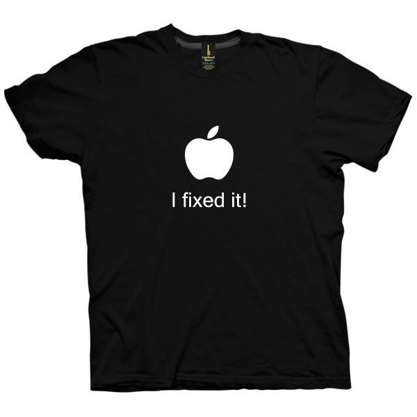 تی شرت !I fixed it