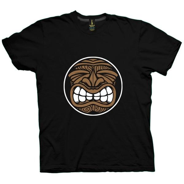 تی شرت Tiki Face