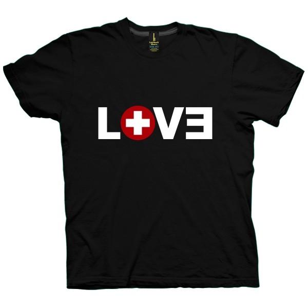 تی شرت EMINEM Recovery LOVE