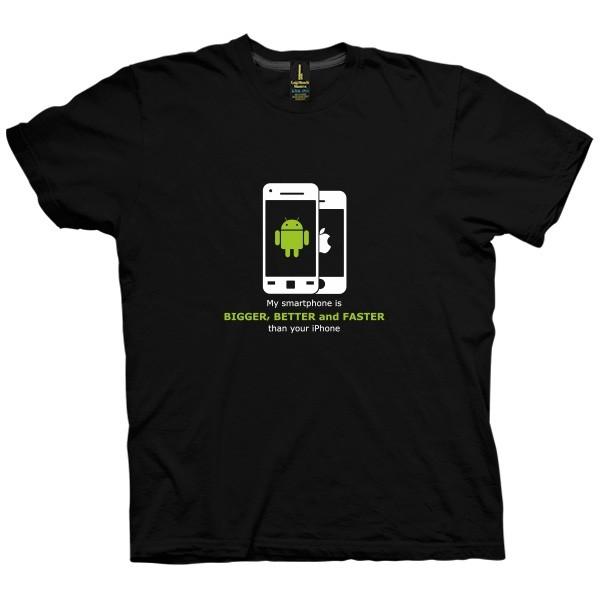 تی شرت My Smartphone