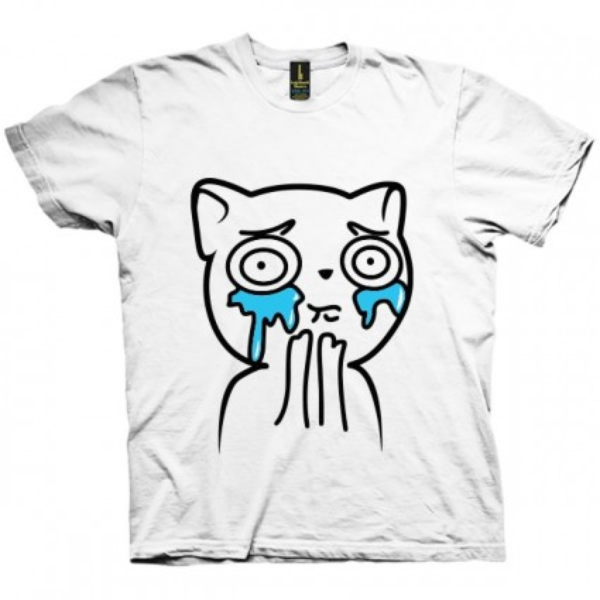 تی شرت ترول Cat Overload