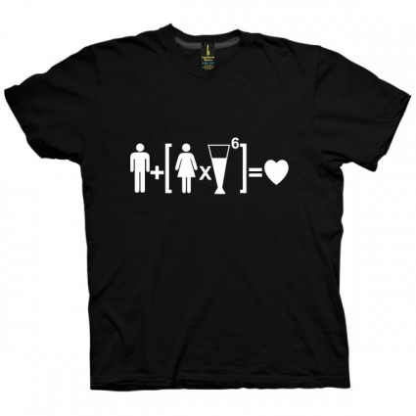 تی شرت Love Equation