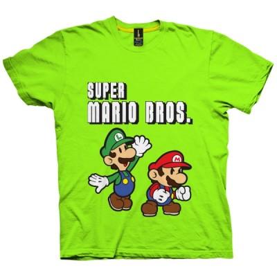 تی شرت Super Mario Bros