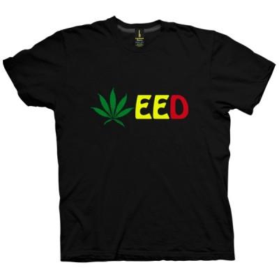 تی شرت Weed