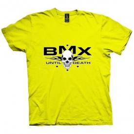 تی شرت BMX Until Death