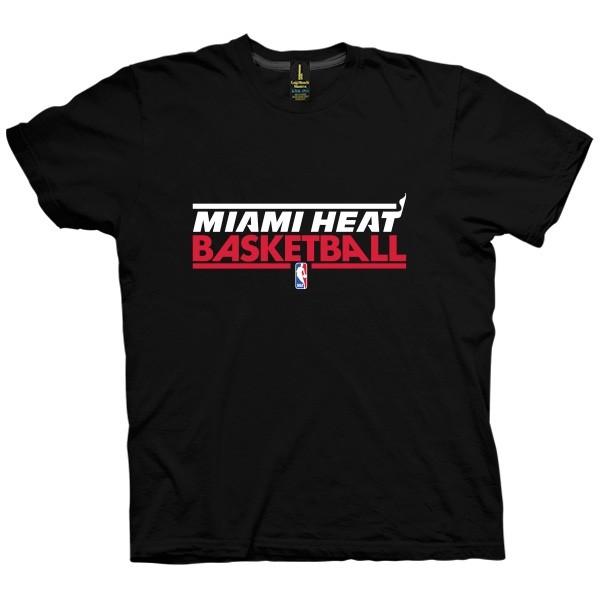 تی شرت Miami Heat NBA Logo