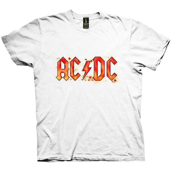 تی شرت AC/DC