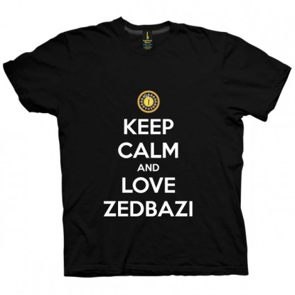 تی شرت Keep Calm Zedbazi