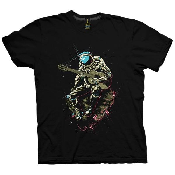 تی شرت Guitarist Astronaut