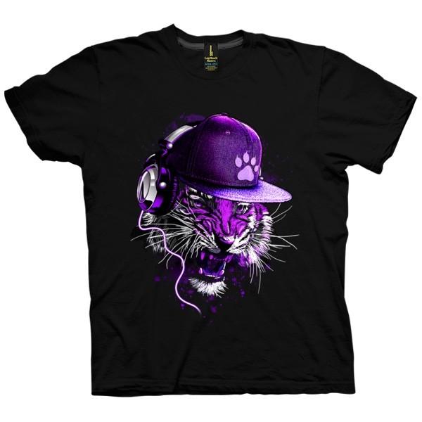 تی شرت Sound Trip Tiger