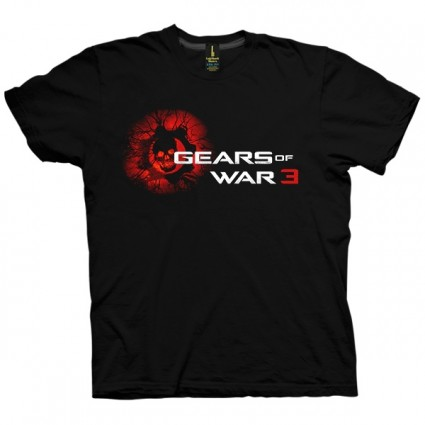 تی شرت Gears of War