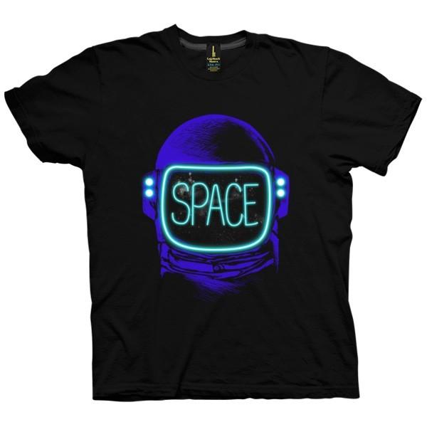 تی شرت SPACE NEON