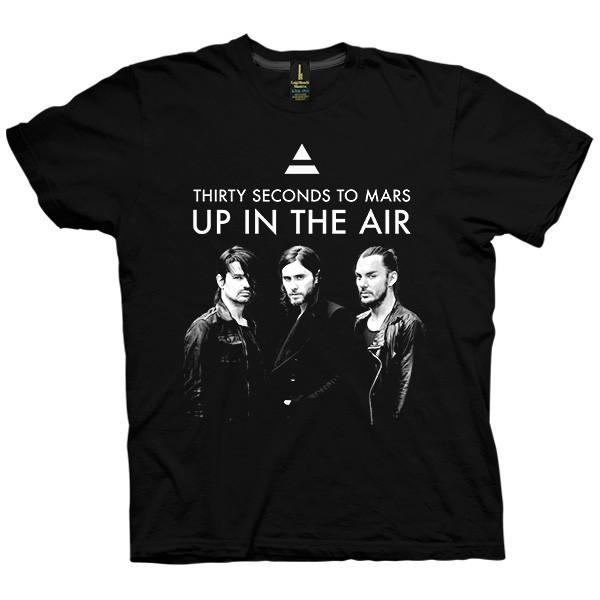 تی شرت سرتی سکند تو مارس Up In The Air
