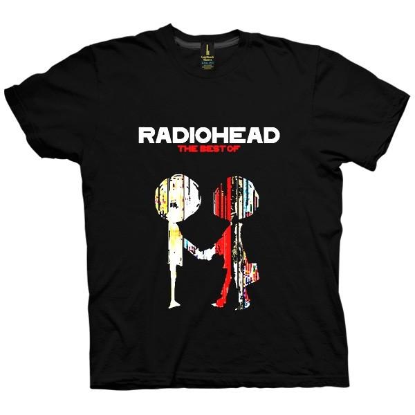 تی شرت RADIOHEAD The Best Of