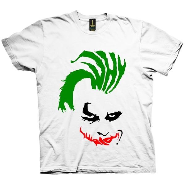 تی شرت Joker Why So Serious Batman