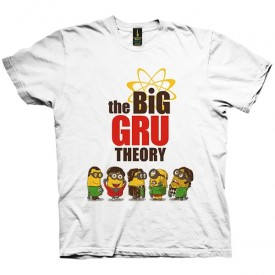 تی شرت The Big Gru Theory