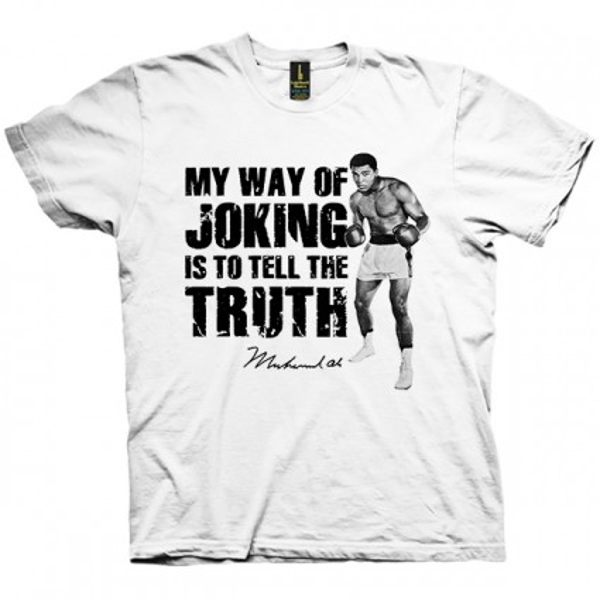 تی شرت Muhammad Ali