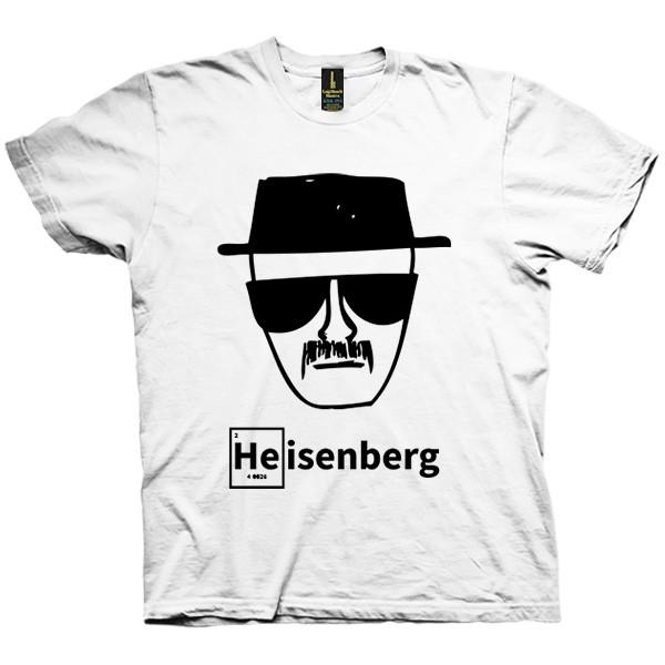 تی شرت He Heisenberg